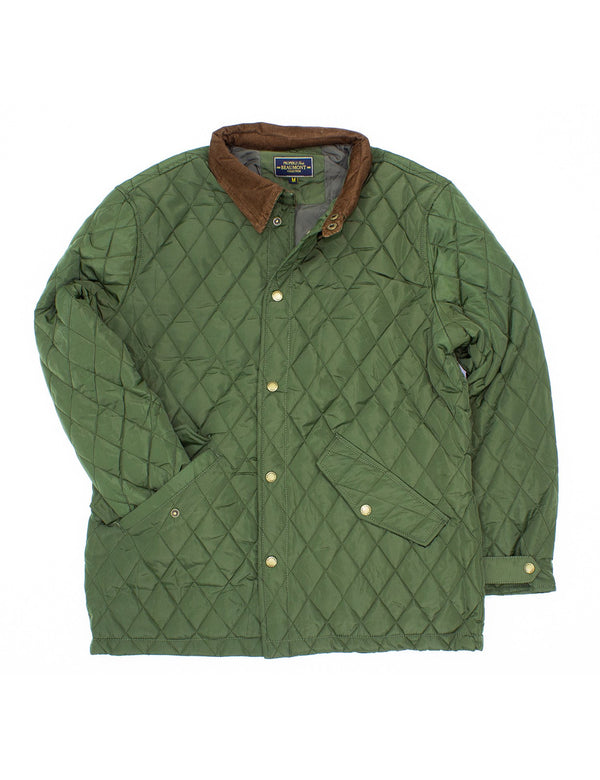 Beaumont Jacket Olive