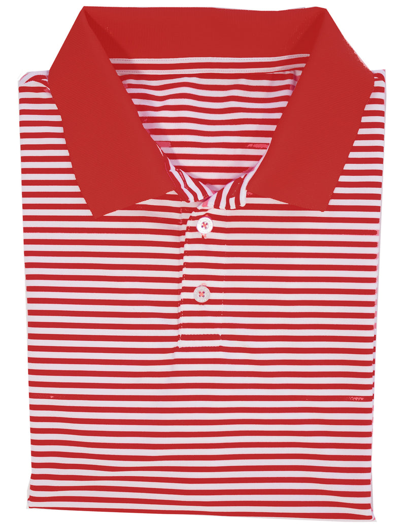 Gameday Polo Red