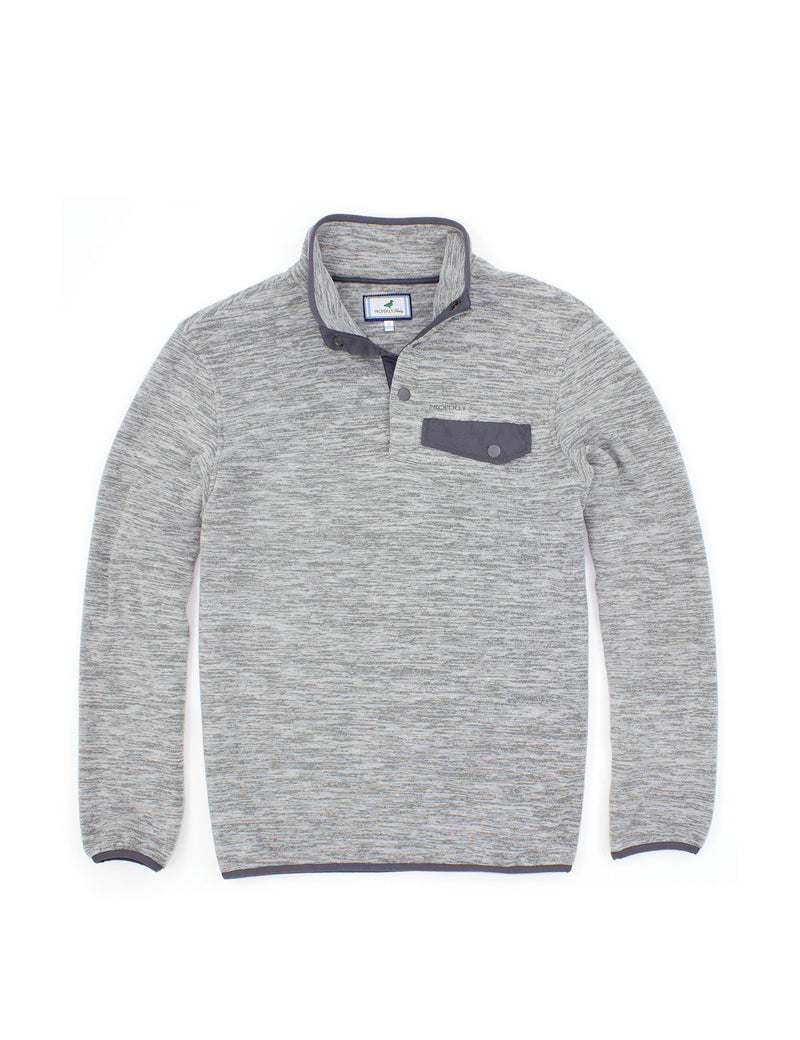 Nova Pullover Light Heather Grey