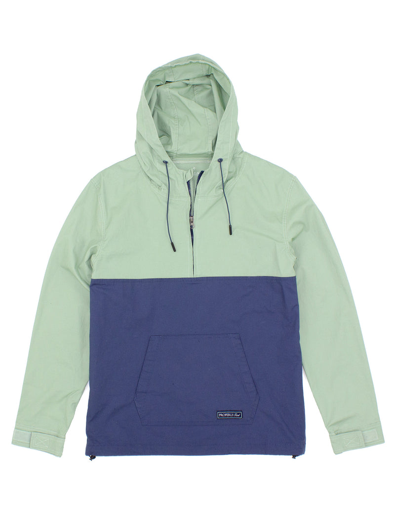 Ridge Anorak Earth