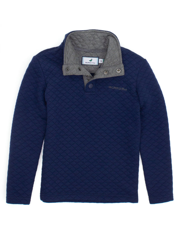 LD Club Pullover Navy