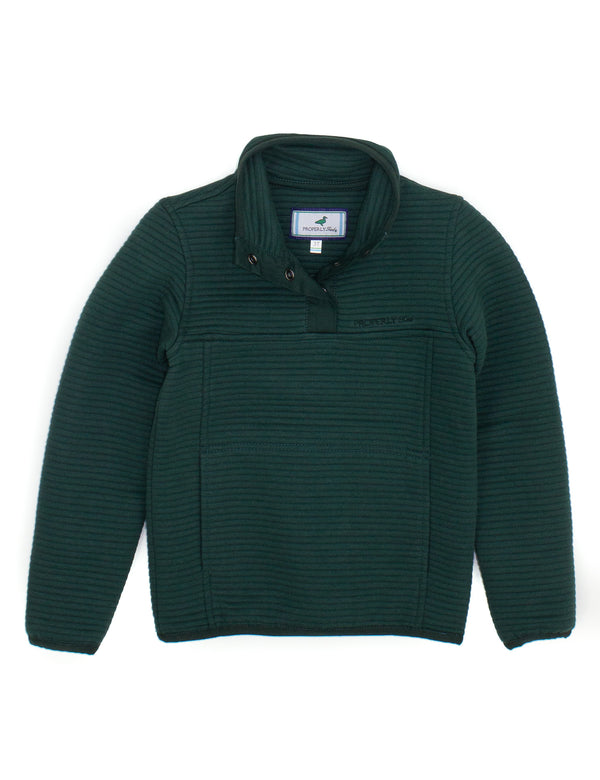 LD Townes Pullover Forest Green