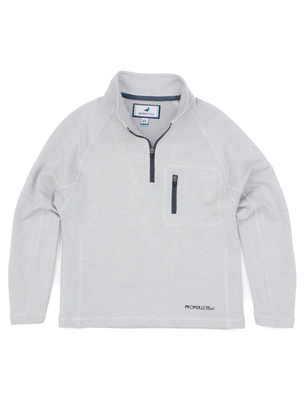 LD Bay Pullover Light Grey