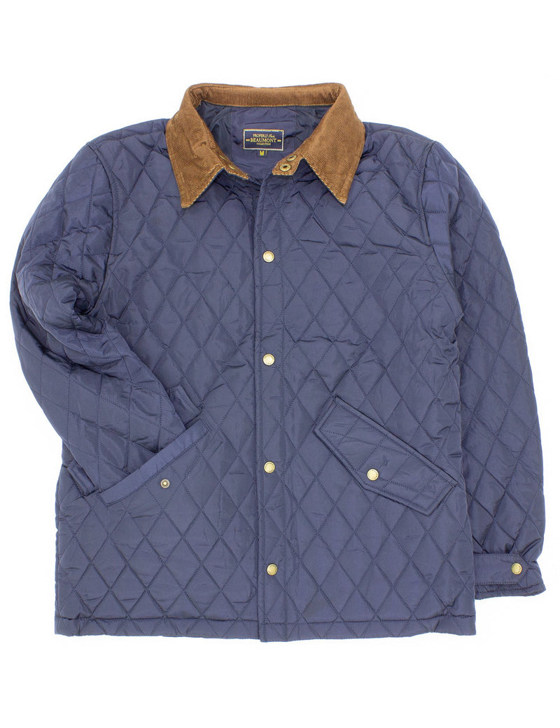 LD Beaumont Jacket Navy