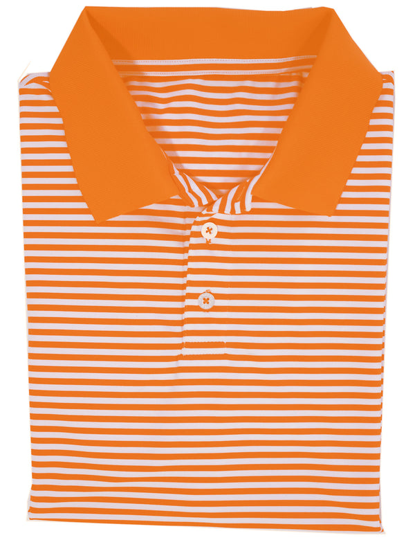 LD Gameday Polo Orange