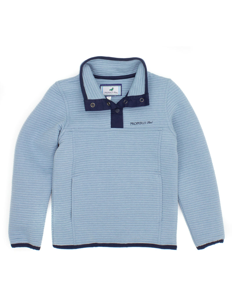 LD Townes Pullover Winter Blue