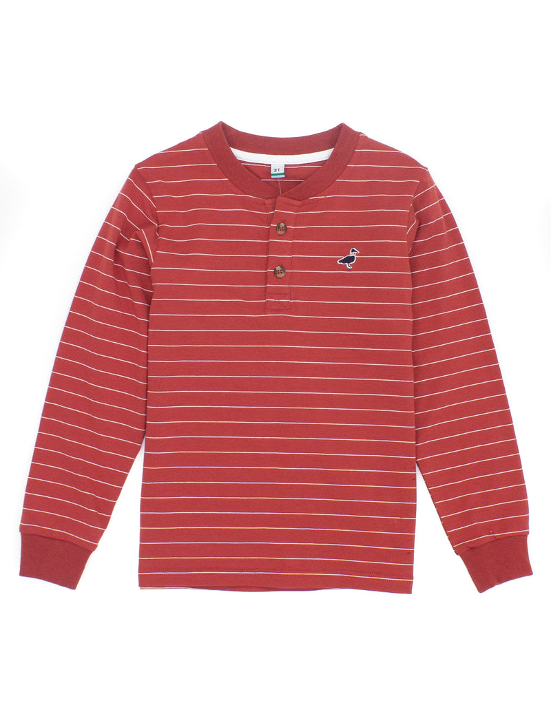LD Kennon Henley Nantucket Red