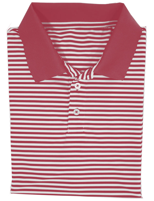 LD Gameday Polo Crimson