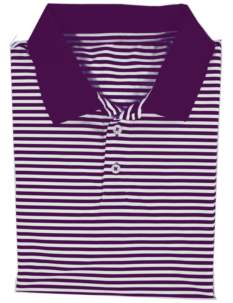 LD Gameday Polo Purple