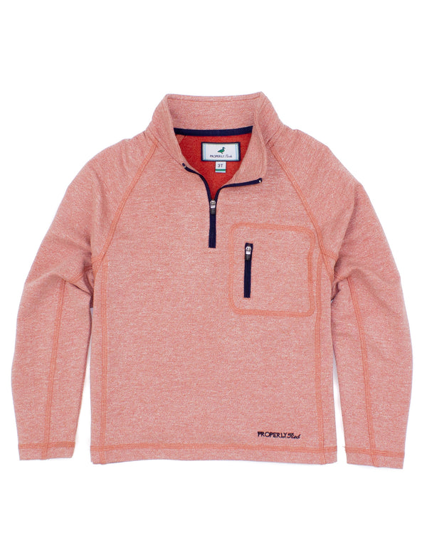 LD Bay Pullover Clay