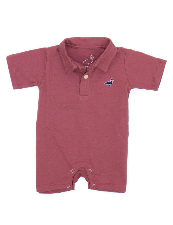 LD Louis Polo Shortall Cayenne