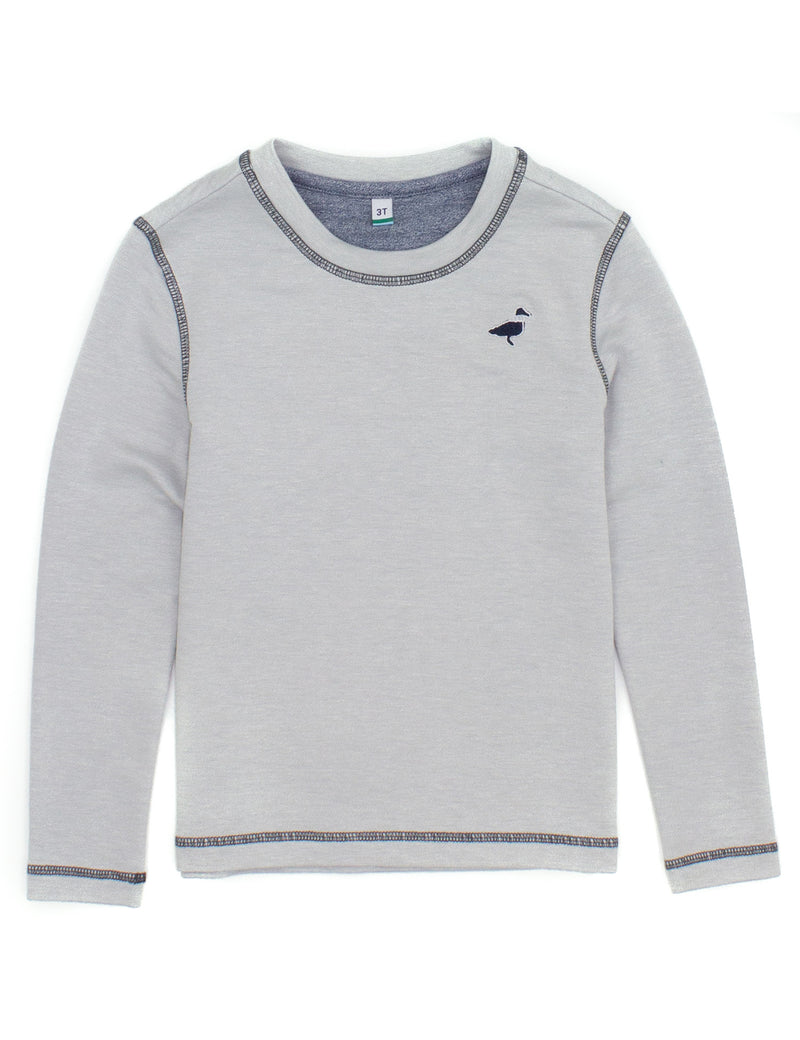 LD Bay LS Light Grey