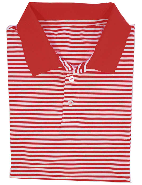 LD Gameday Polo Red