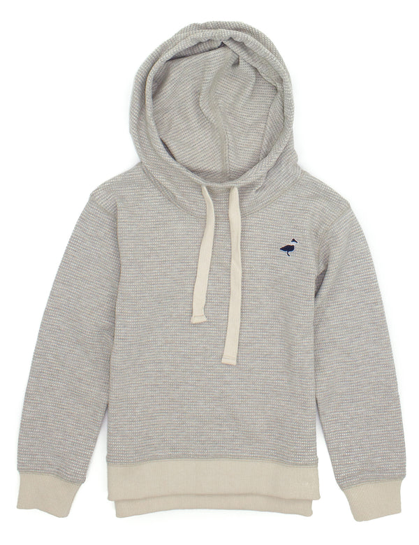 LD Madison Hoodie Light Grey