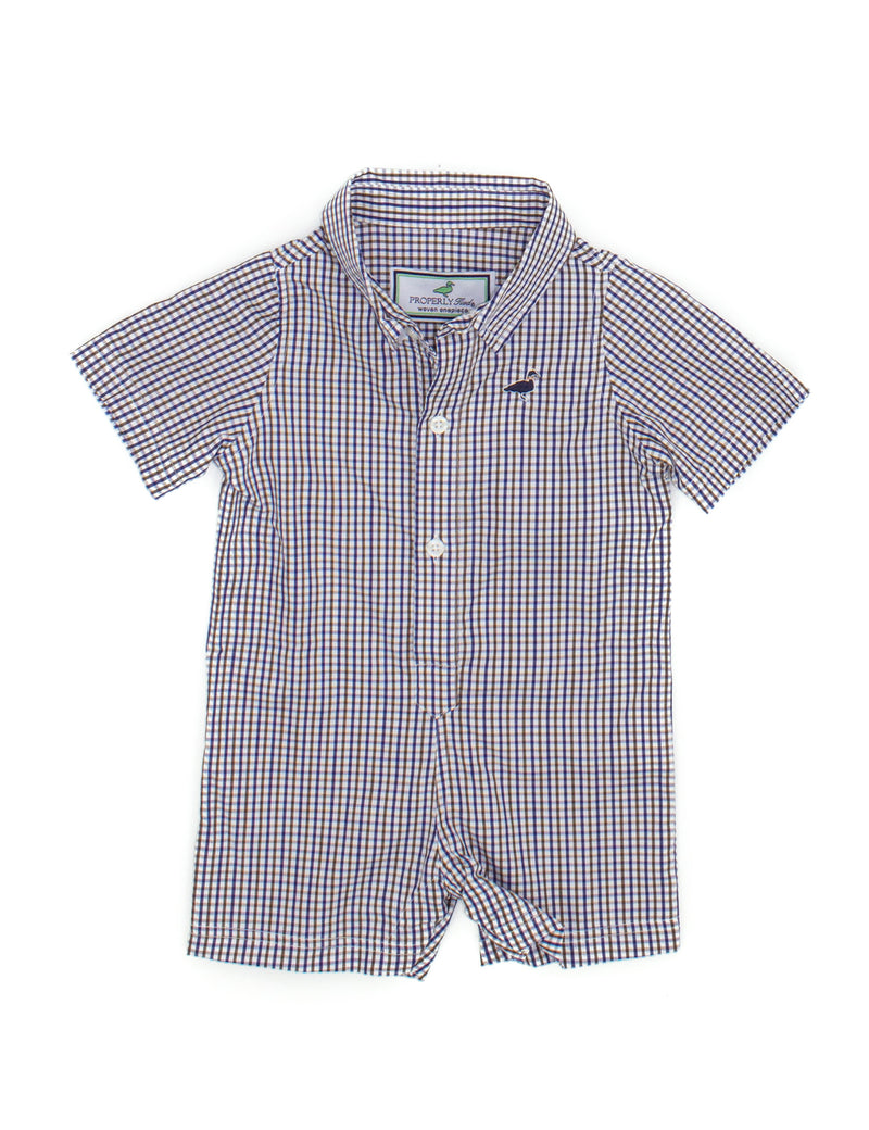 LD Seasonal Woven Shortall Creek