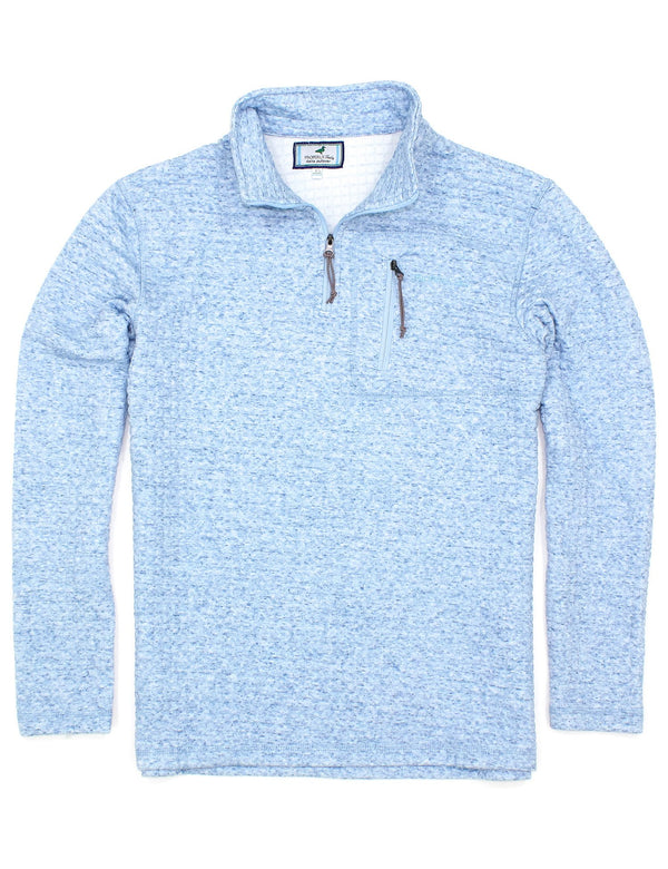 Delta Pullover Powder Blue