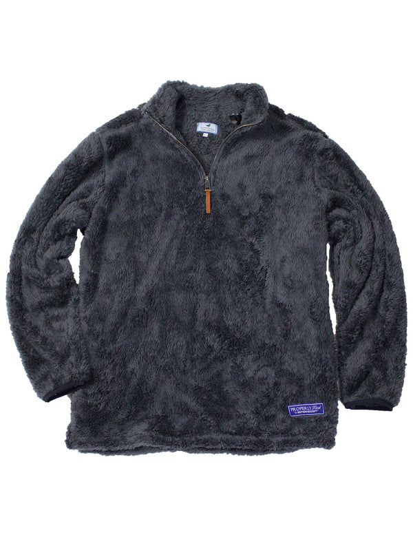 Range Pullover Charcoal