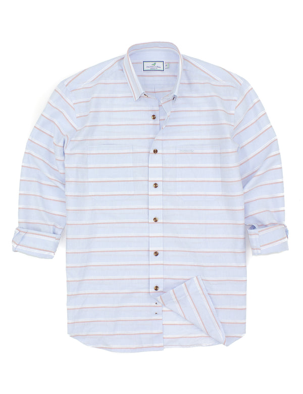 Boardwalk Shirt St. John Stripe