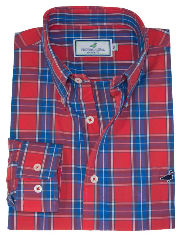 LD Seasonal Sportshirt Canyon Creek