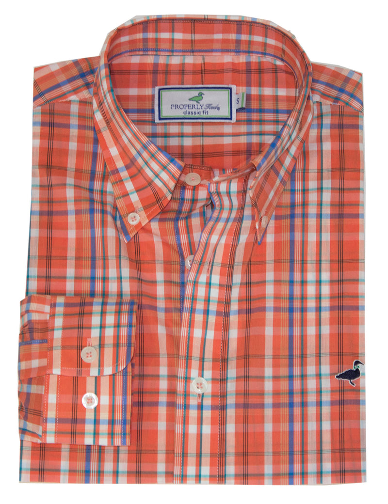 LD Seasonal Sportshirt Fox Run