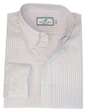 Lightweight Dress Shirt Smoke Check