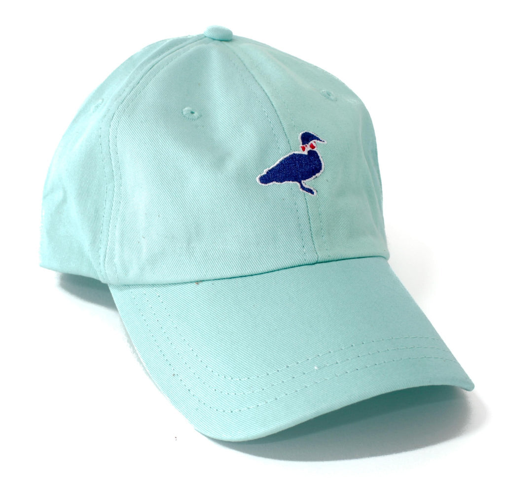 Cotton Hat Seafoam