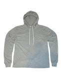 LD Hoodie Tee Light Grey Heather