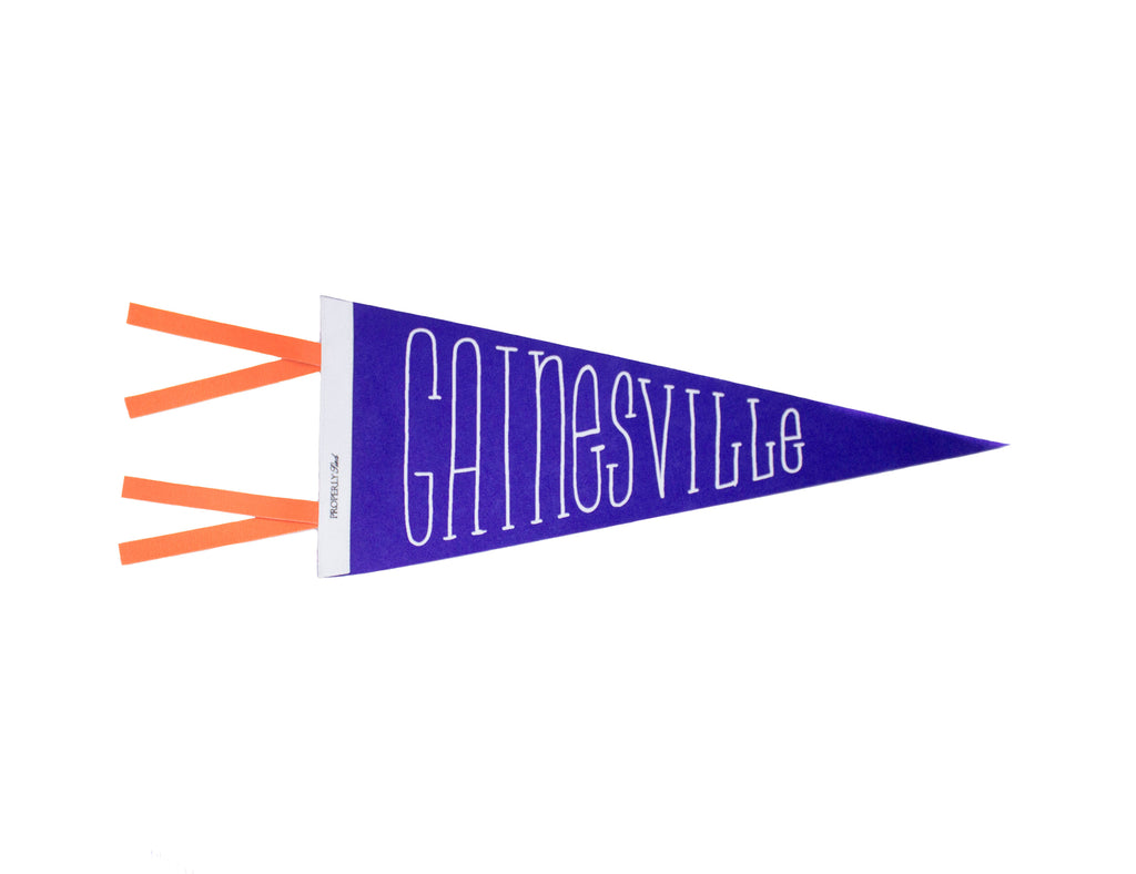 Pennant Flag | Gainesville
