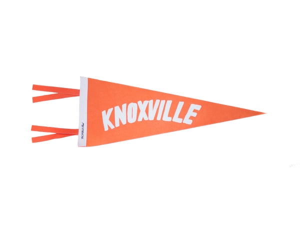 Pennant Flag | Knoxville