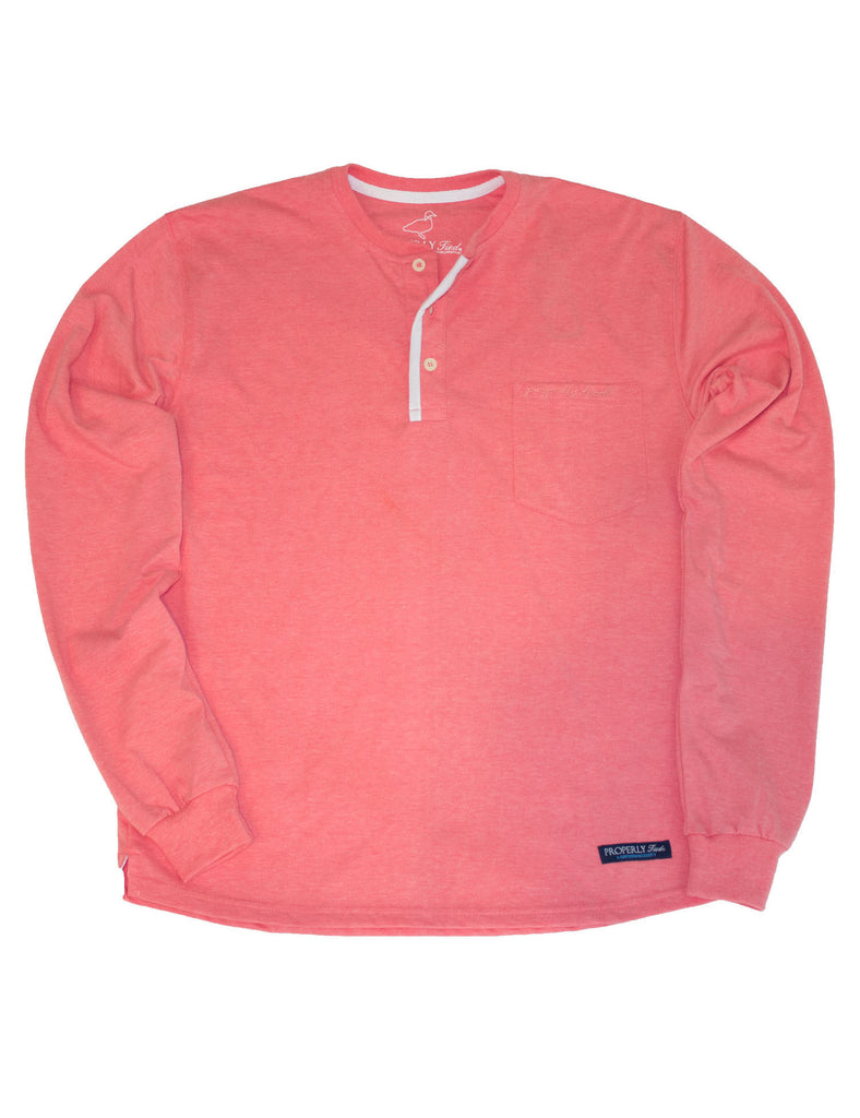 River Henley Coral Heather