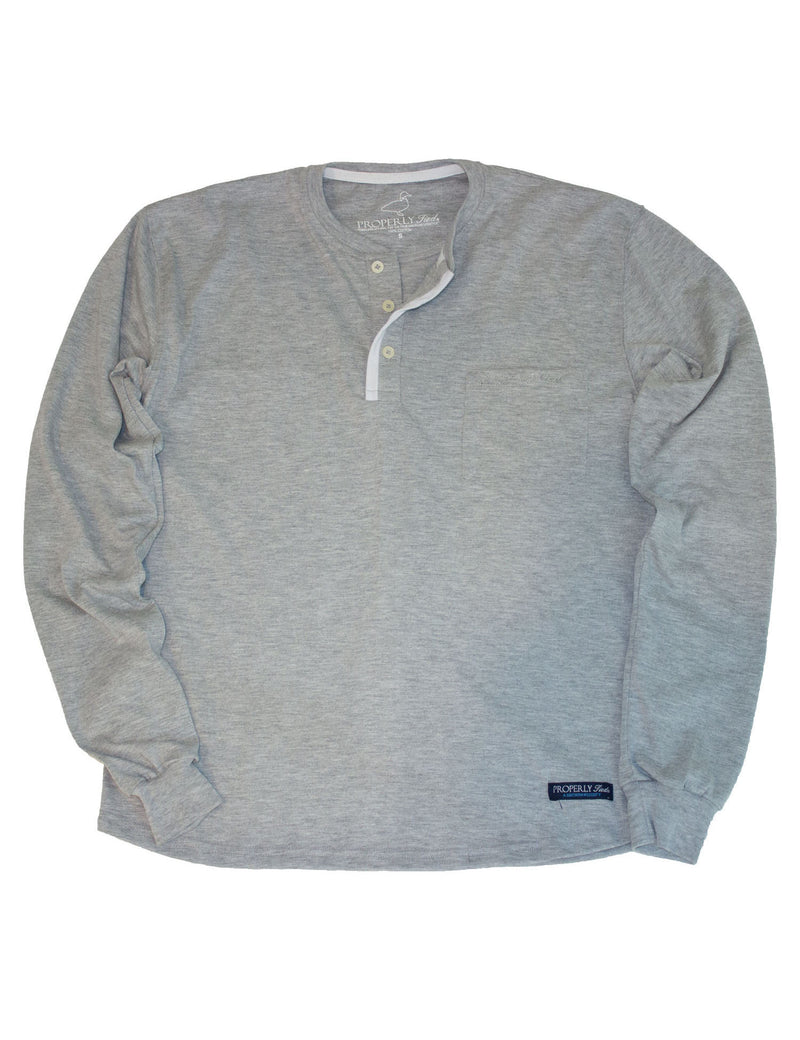 River Henley Light Heather Grey