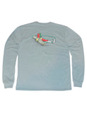 The Call Long Sleeve Chrome Grey