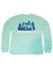Winter Cruise Long Sleeve Seafoam