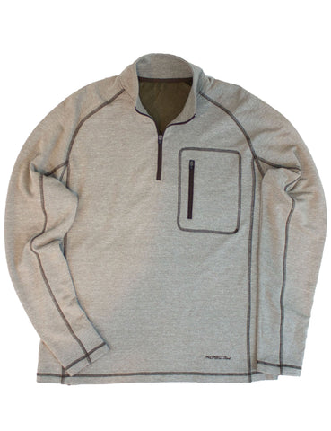 Pintail Full Zip Cream