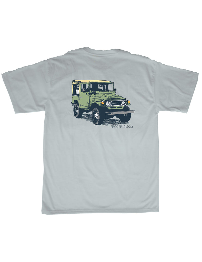 Camp Cruiser SS Ice Grey