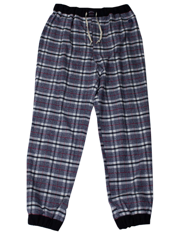 Aspen Loungepant Carbon Plaid