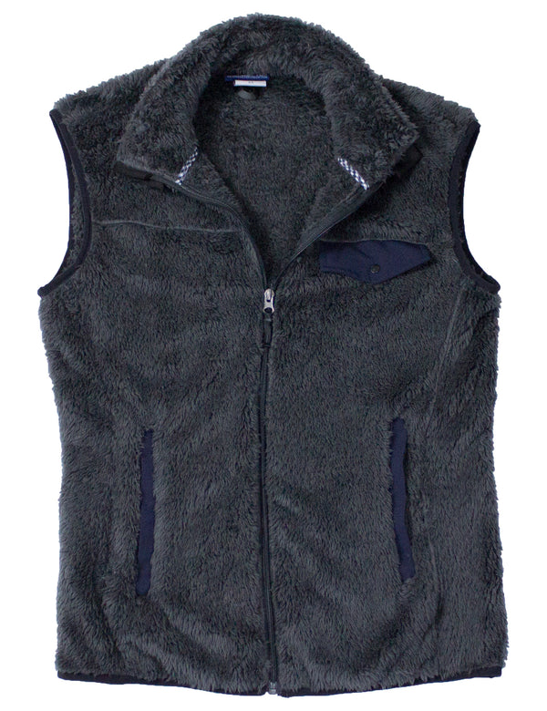 High Point Vest Charcoal
