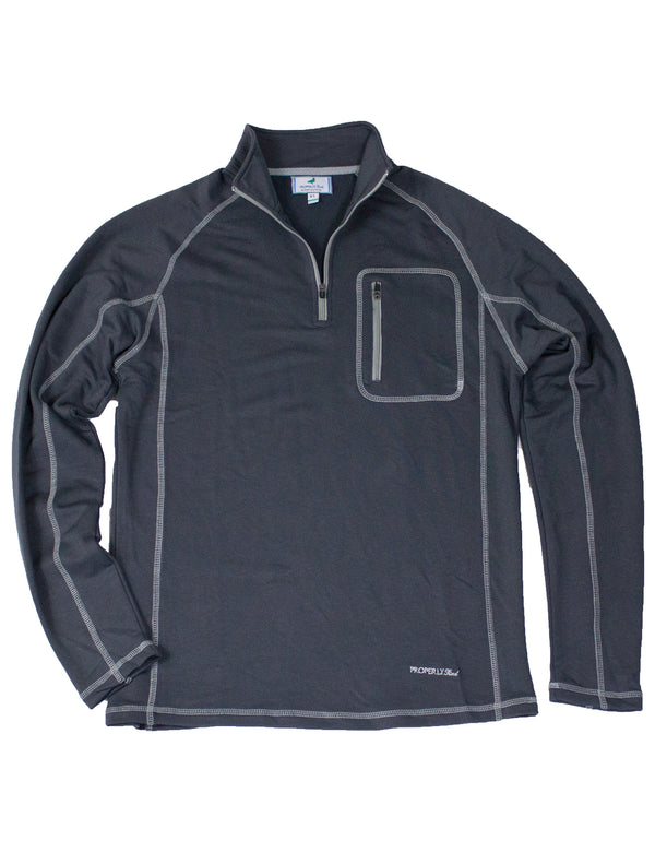 Bay Pullover Charcoal