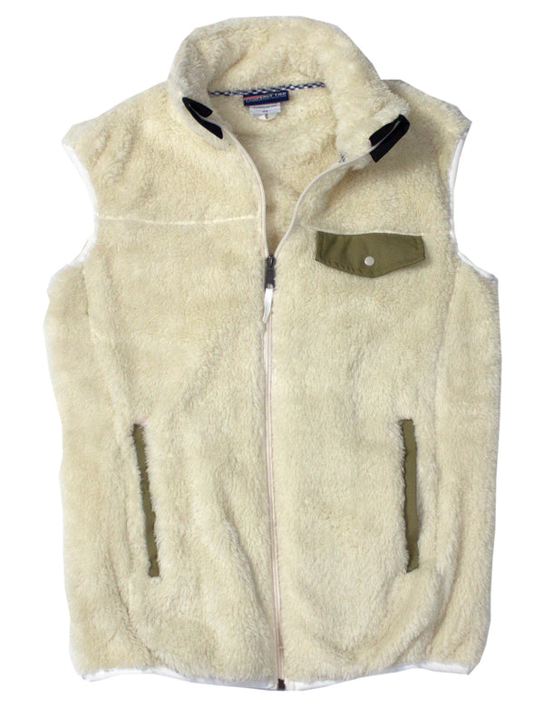 High Point Vest Cream