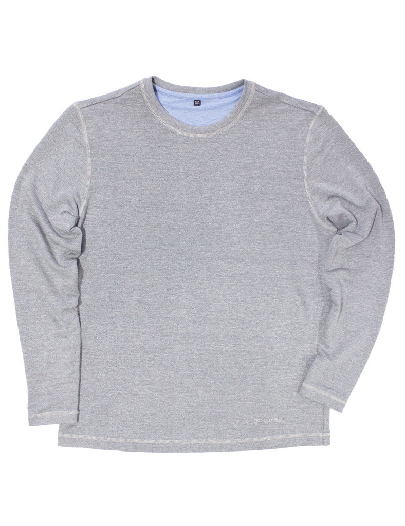 Bay Long Sleeve Gravel