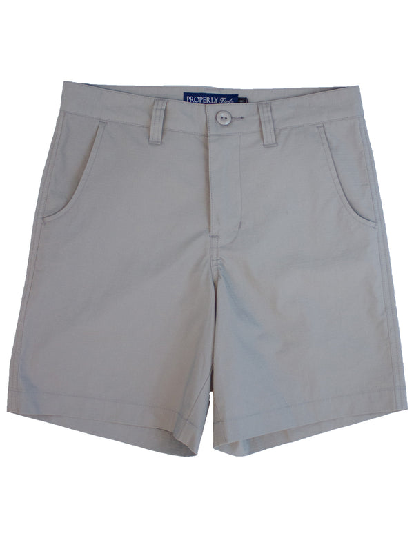 Ridge Short Grey