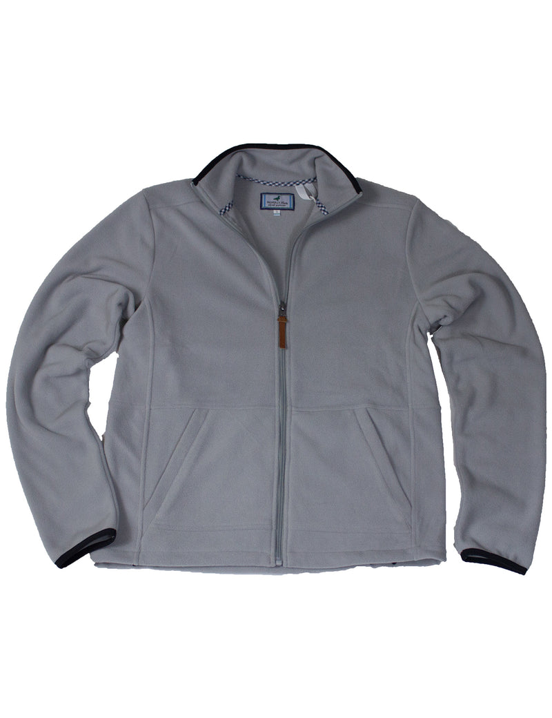 Austin Full Zip Grey
