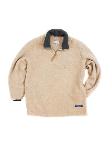 Range Pullover Chocolate