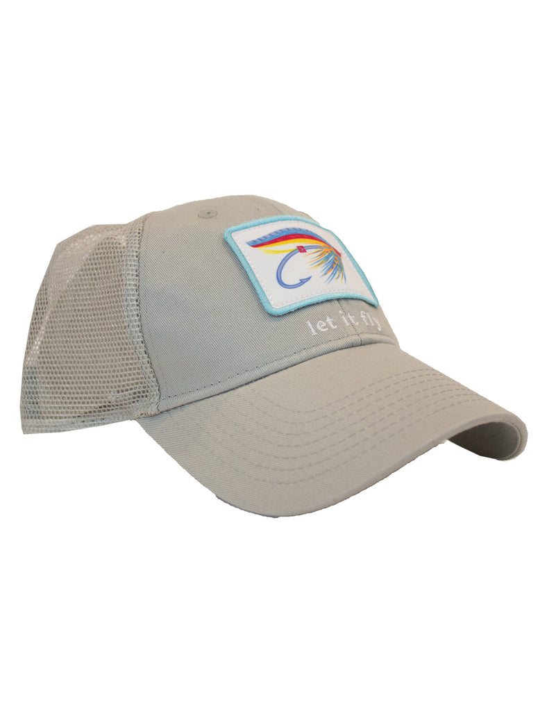 Trucker Hat Let It Fly