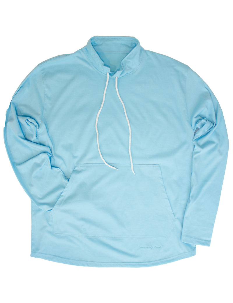 Harper Pullover Light Blue