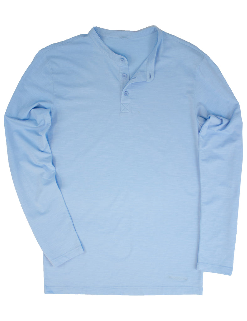 LD Seawall Henley Light Blue