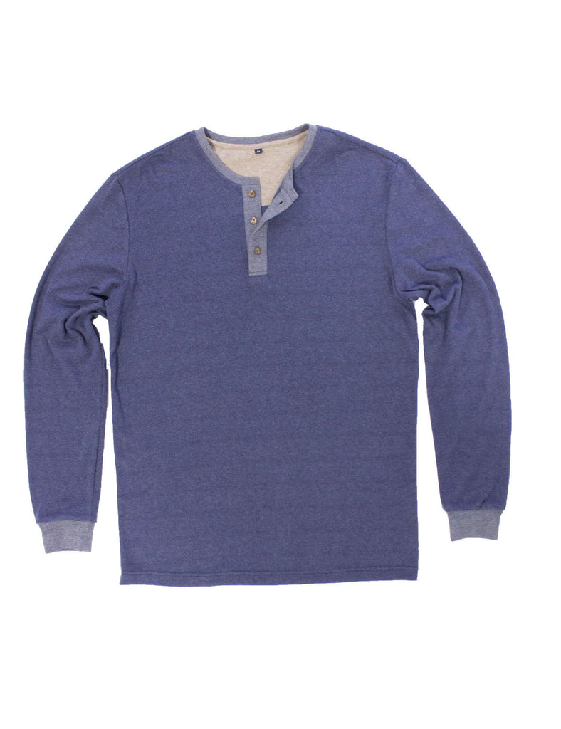 LD Livingston Henley Monaco Blue