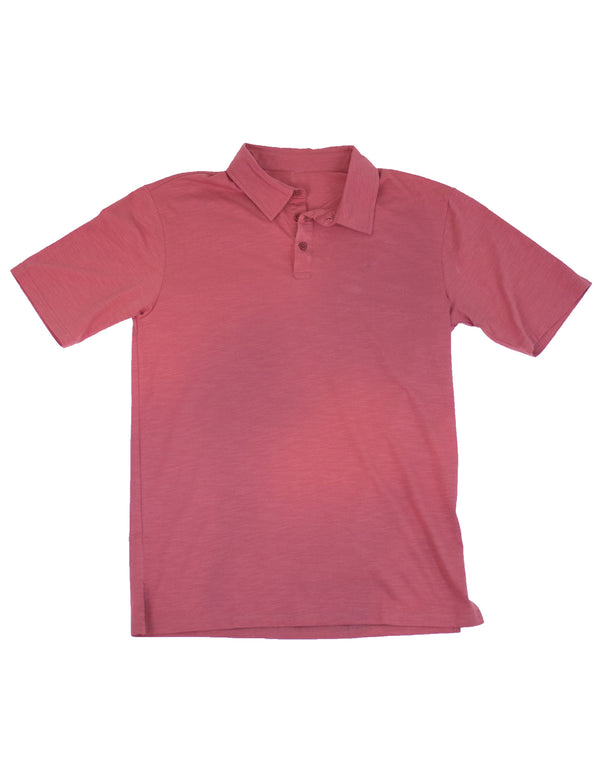Breaker Polo Nantucket Red