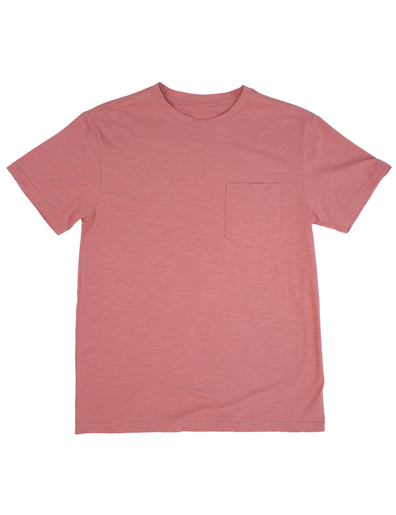 Shore Tee SS Nantucket Red