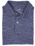 Driver Performance Polo Navy Heather